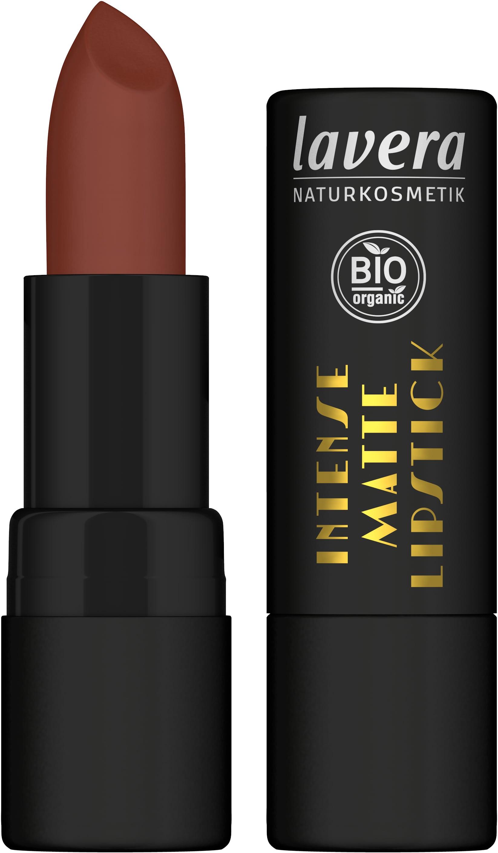 Intense Matte Lipstick -Deep Mahagony 03-
