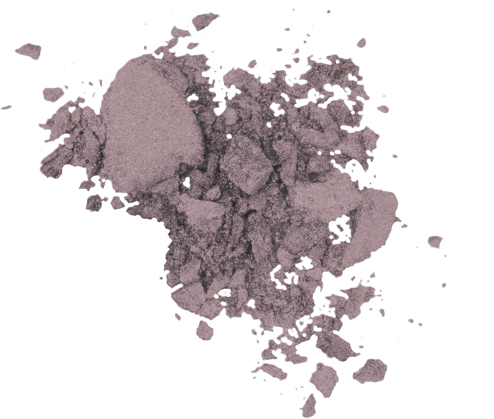 Beautiful Mineral Eyeshadow -Matt´n Violet 33-