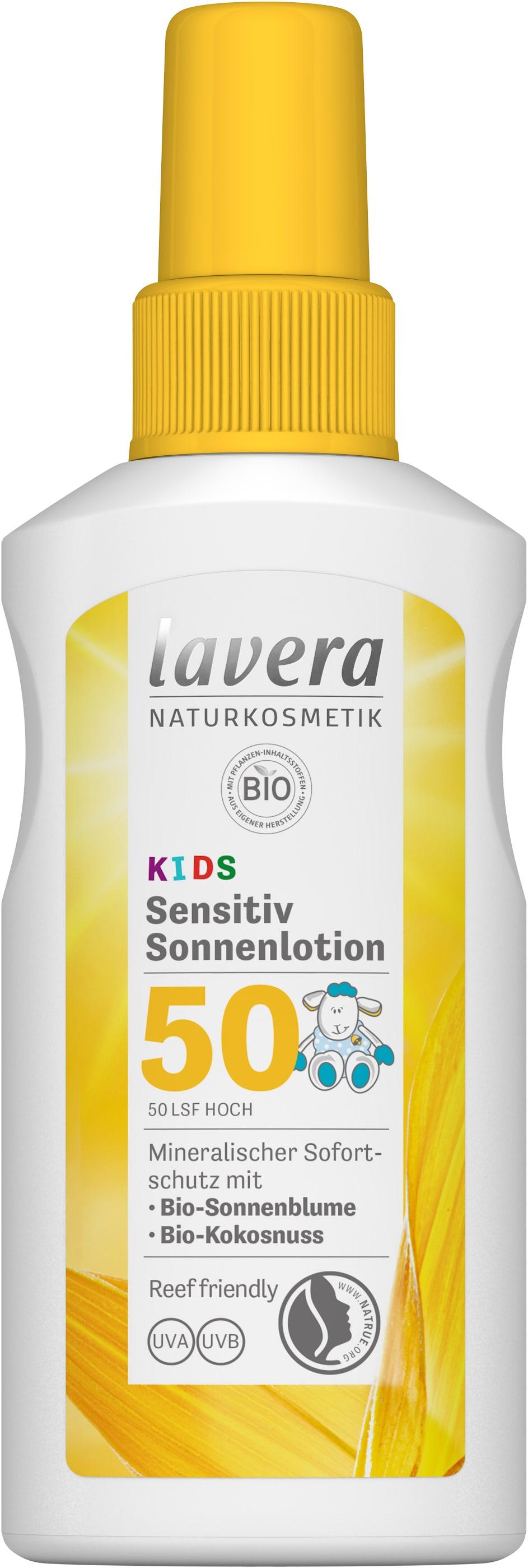 Sensitiv Sonnenlotion KIDS LSF 50