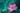 Naturaufnahme einer pink farbenen Lotusbluete mit durchscheinendem Licht und tuerkis farbenem Hintergrund