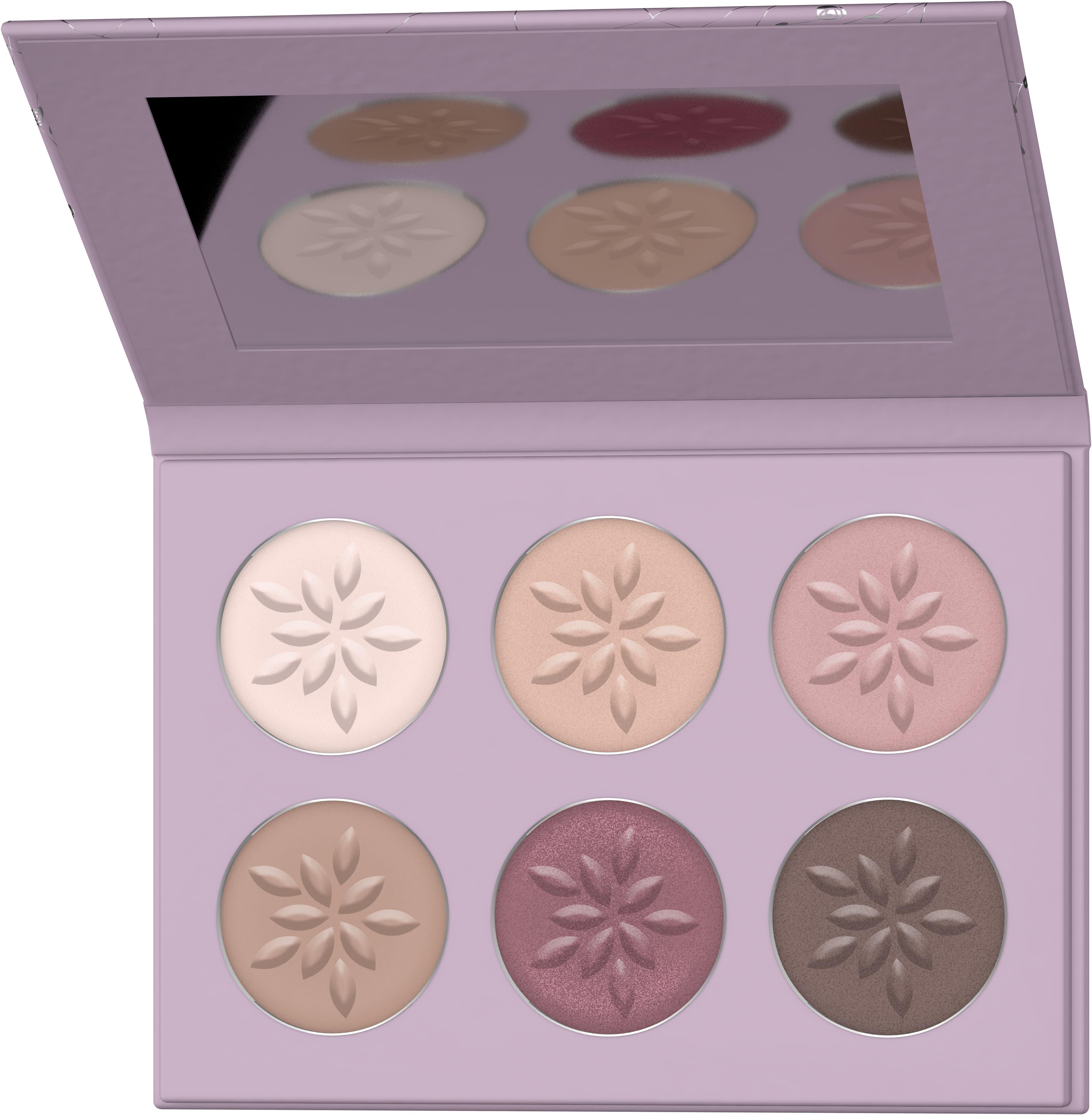 Mineral Eyeshadow Selection -Blooming Pastel 02-