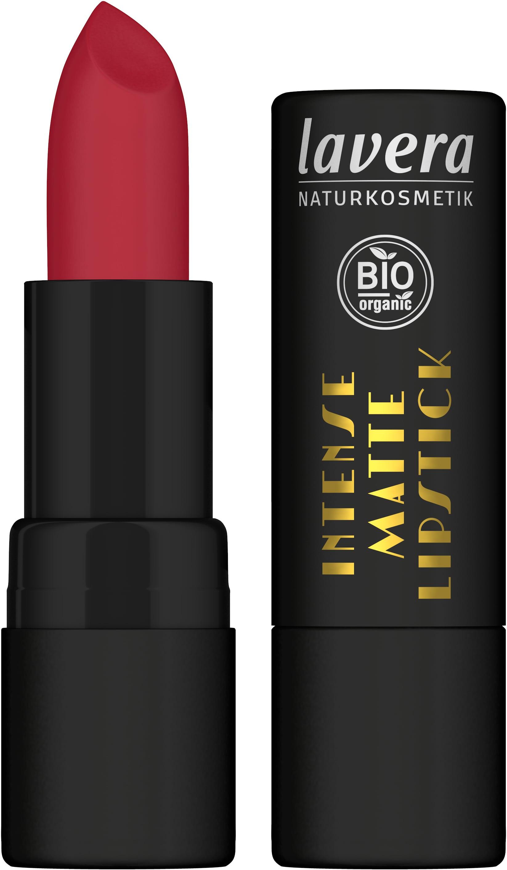Intense Matte Lipstick -Irresistible Red 01-