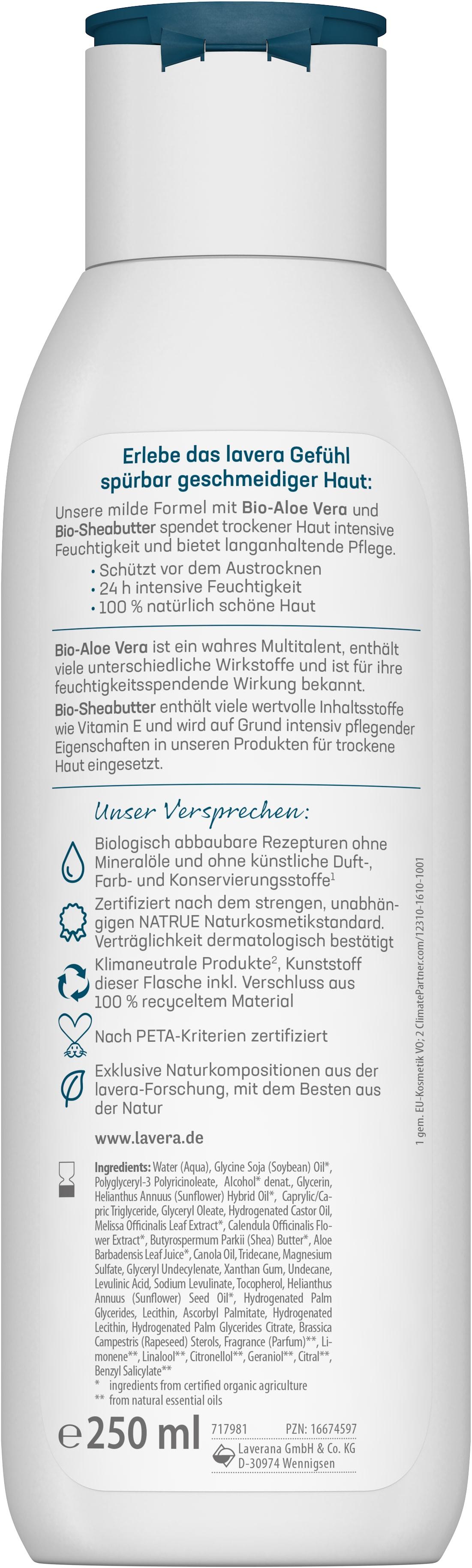 basis sensitiv Bodymilk Reichhaltig