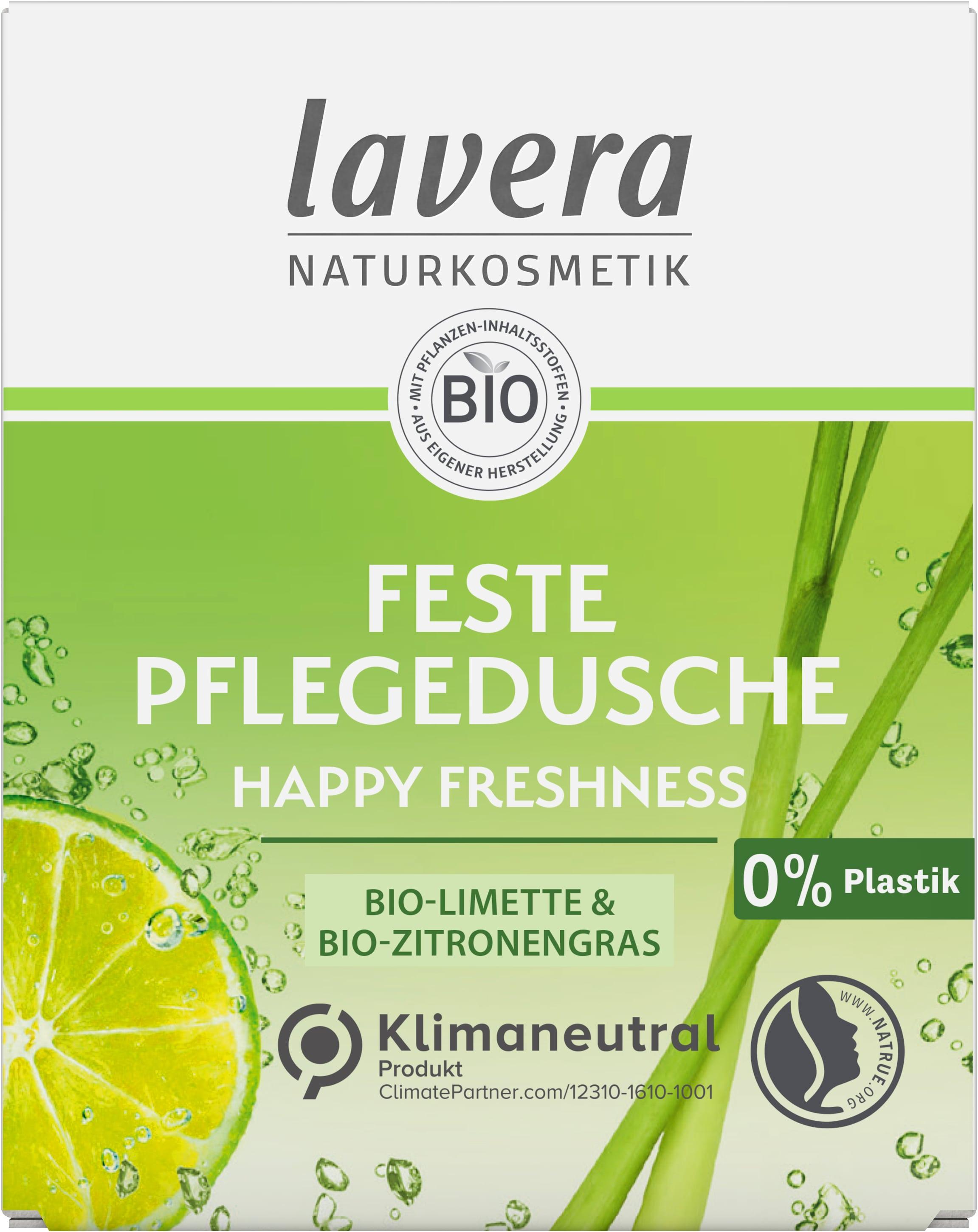 Feste Pflegedusche Happy Freshness