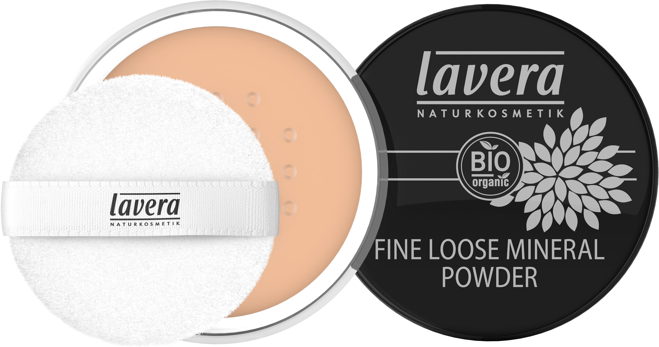 Fine Loose Mineral Powder -Honey 03-