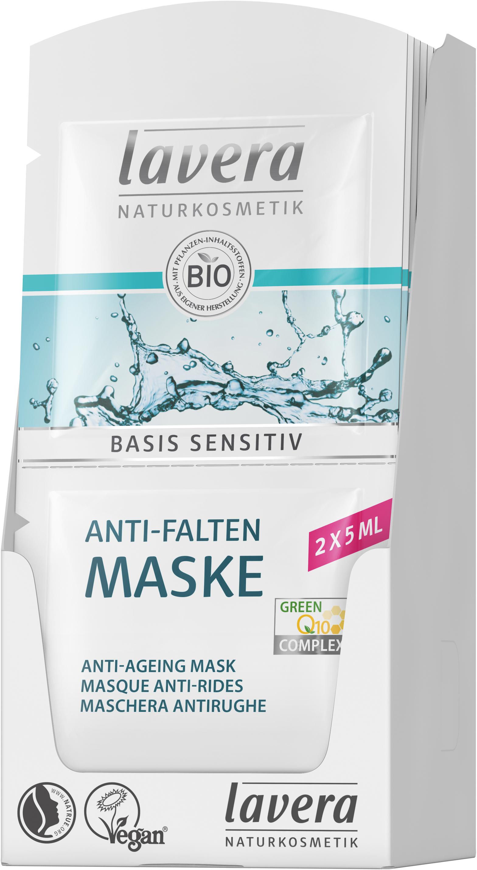 basis sensitiv Anti-Falten Maske Q10