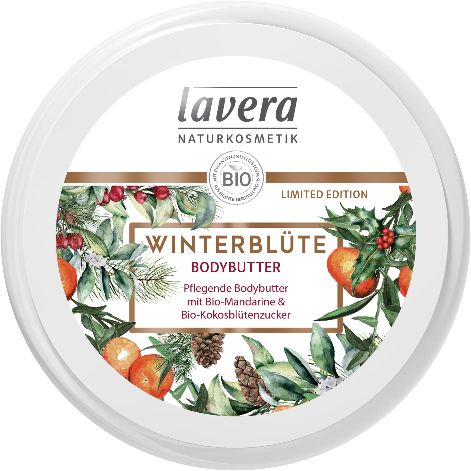 Winter Limited Edition Winterblüte Bodybutter (MHD 01.03.2021)