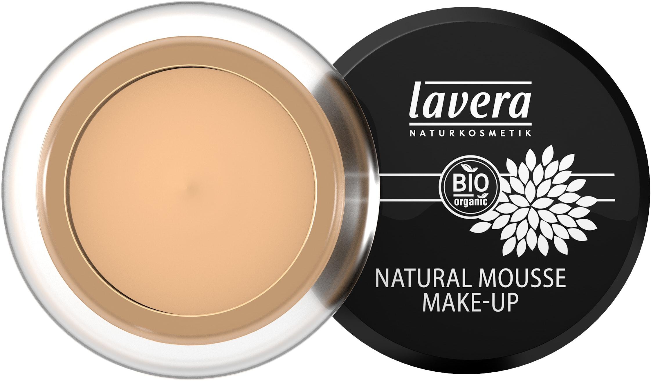 Natural Mousse Make up -Honey 03-