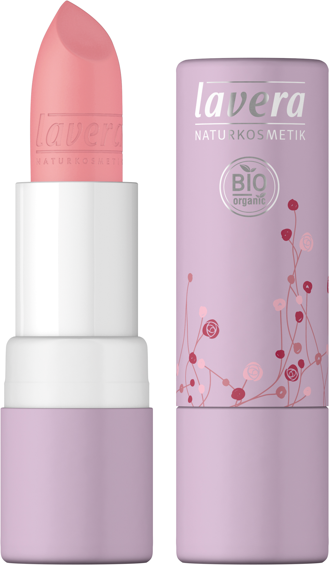 Natural Lip Colours -Lovely Pink 04-