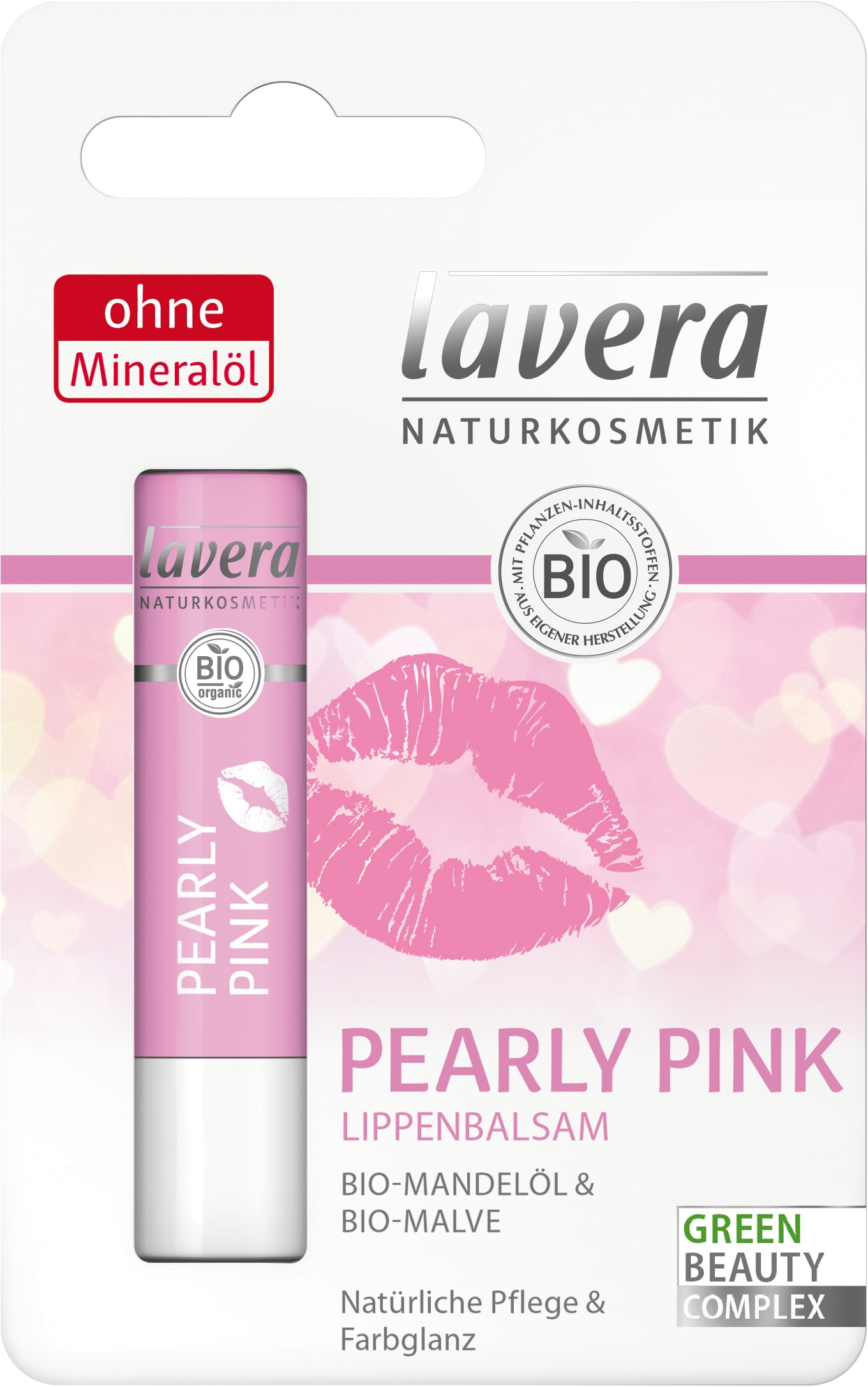Pearly Pink Lippenbalsam