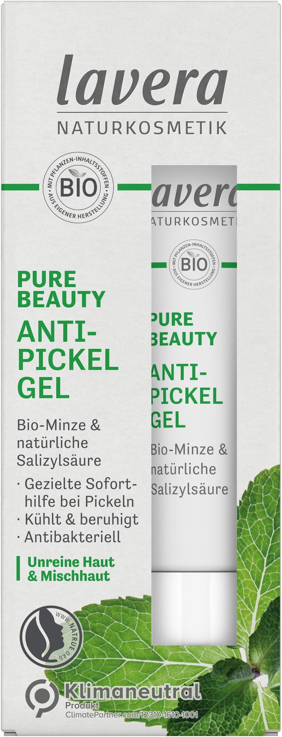 PURE BEAUTY Anti-Pickel Gel