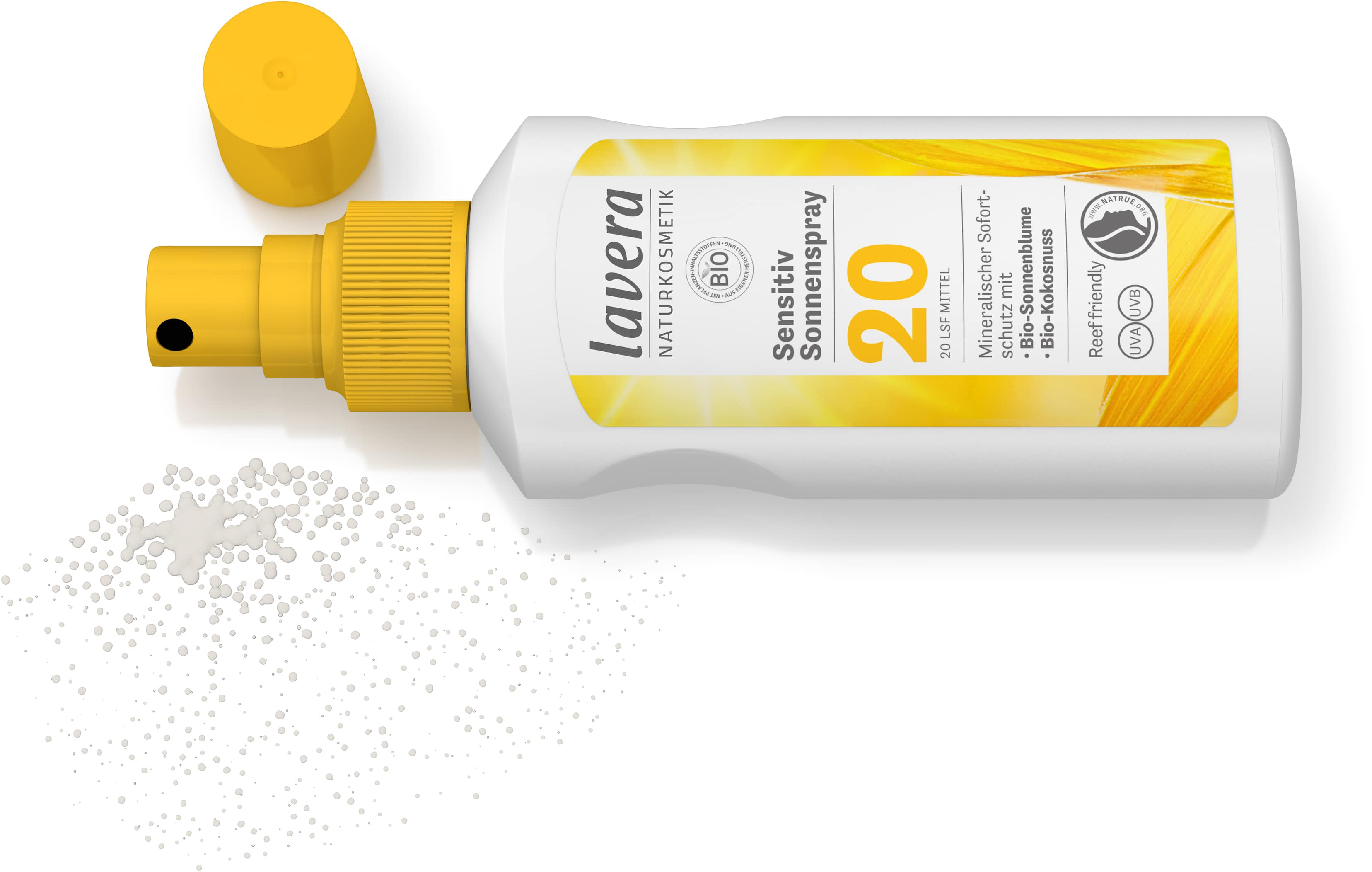 Sensitiv Sonnenspray LSF 20