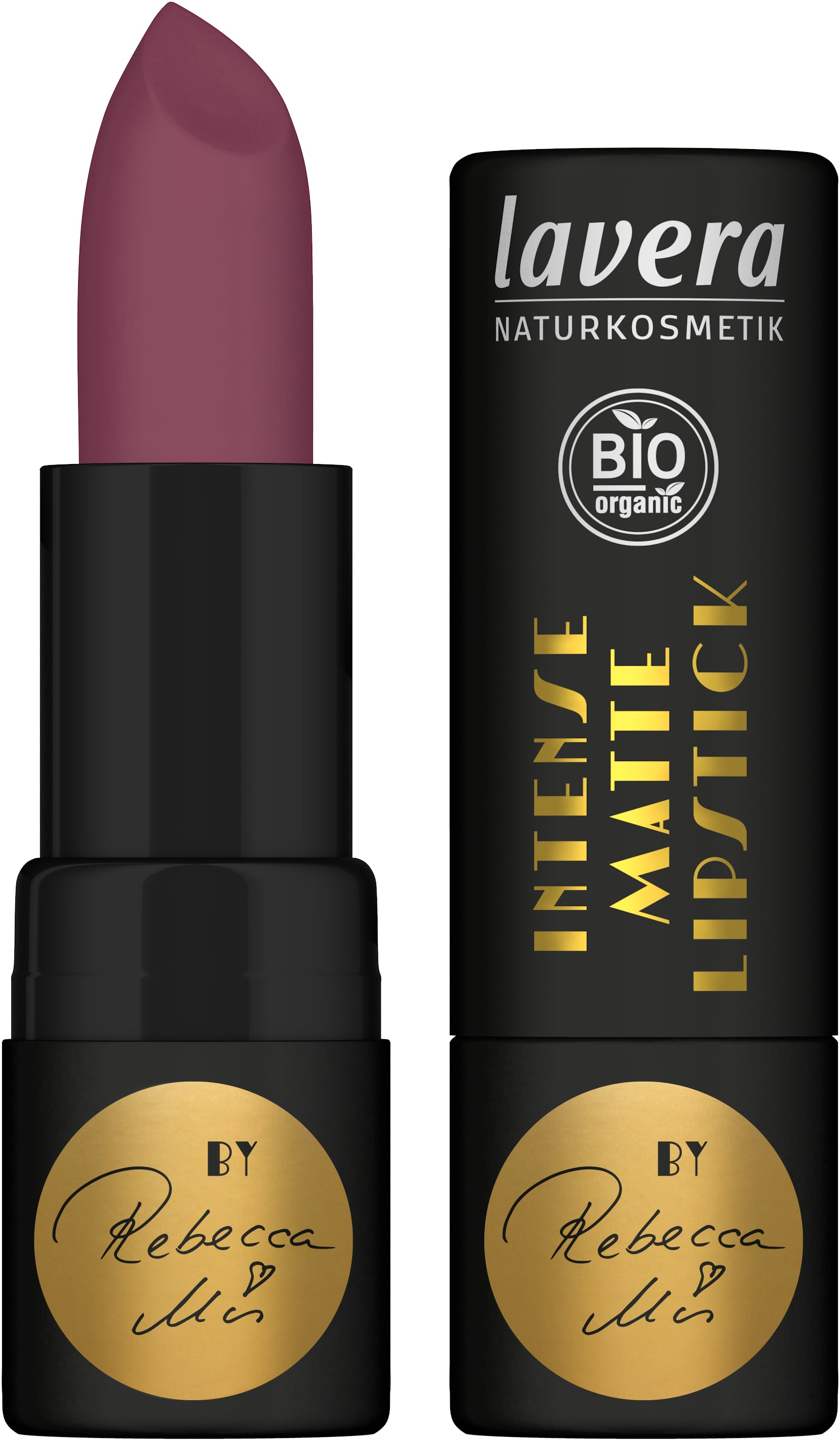 Intense Matte Lipstick -Powerful Violet 02-