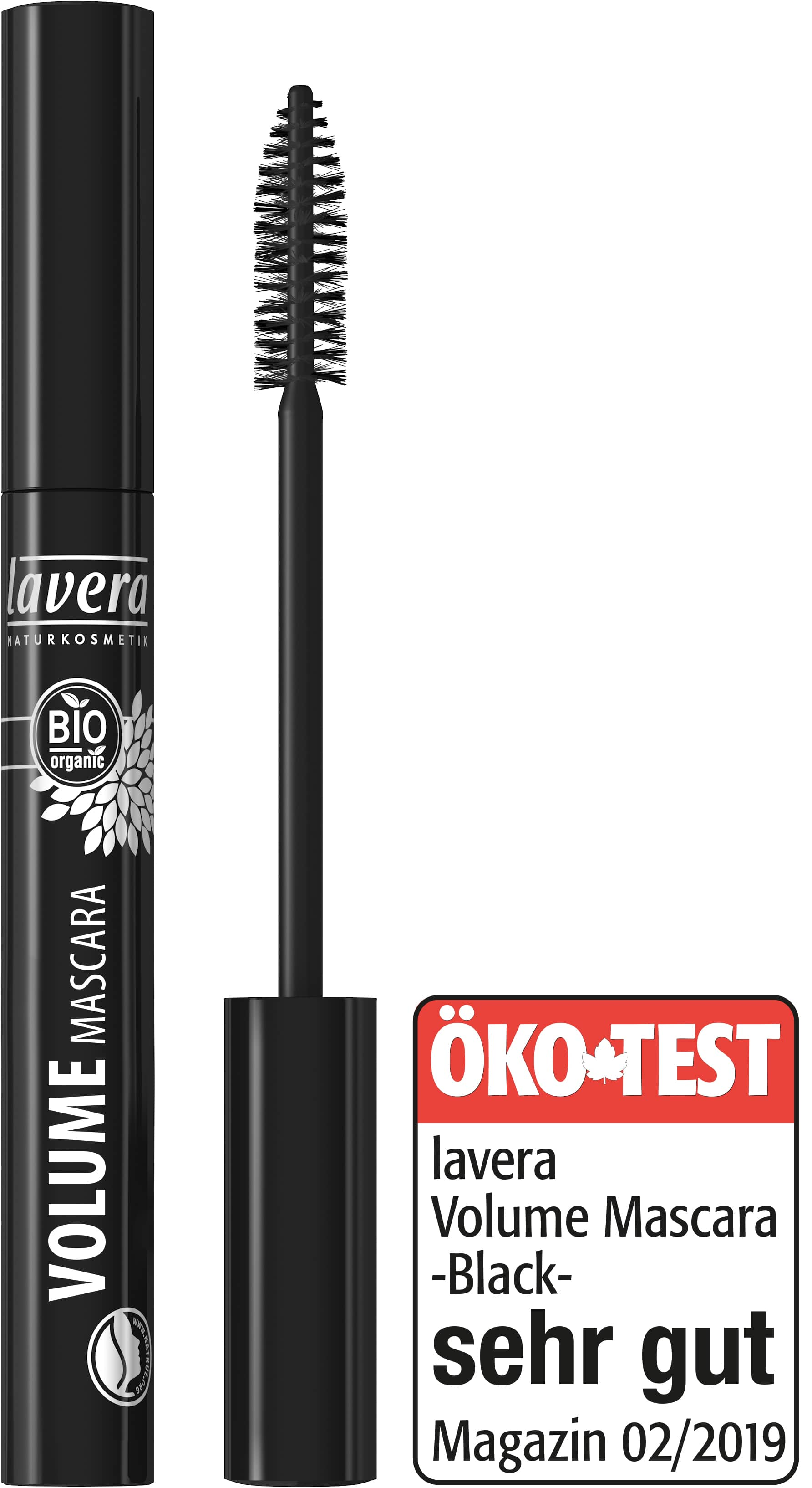 VOLUME MASCARA -Black-