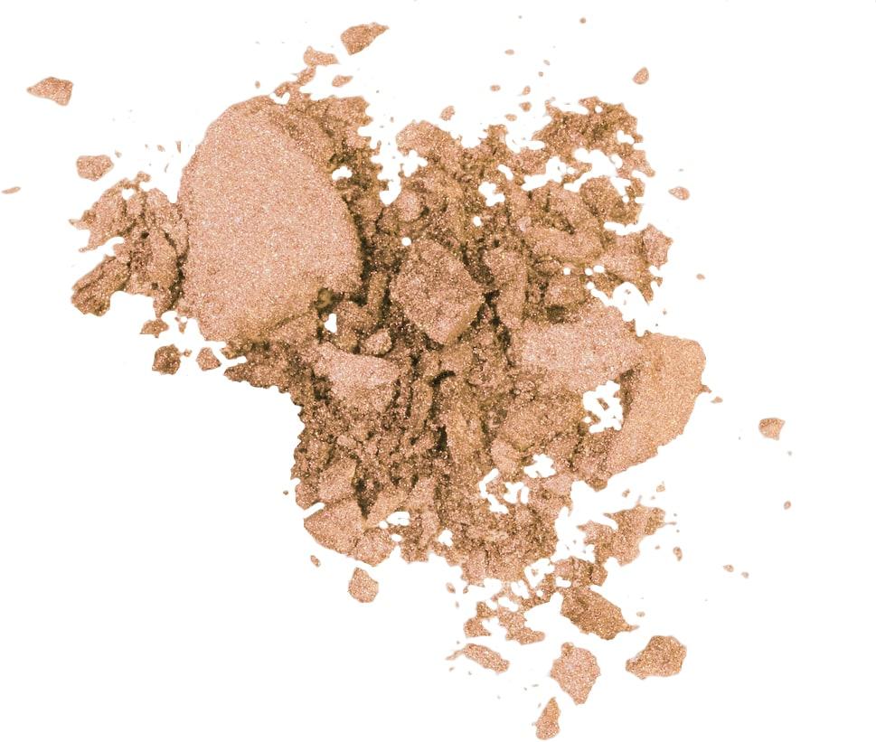 Beautiful Mineral Eyeshadow -Golden Copper 25-