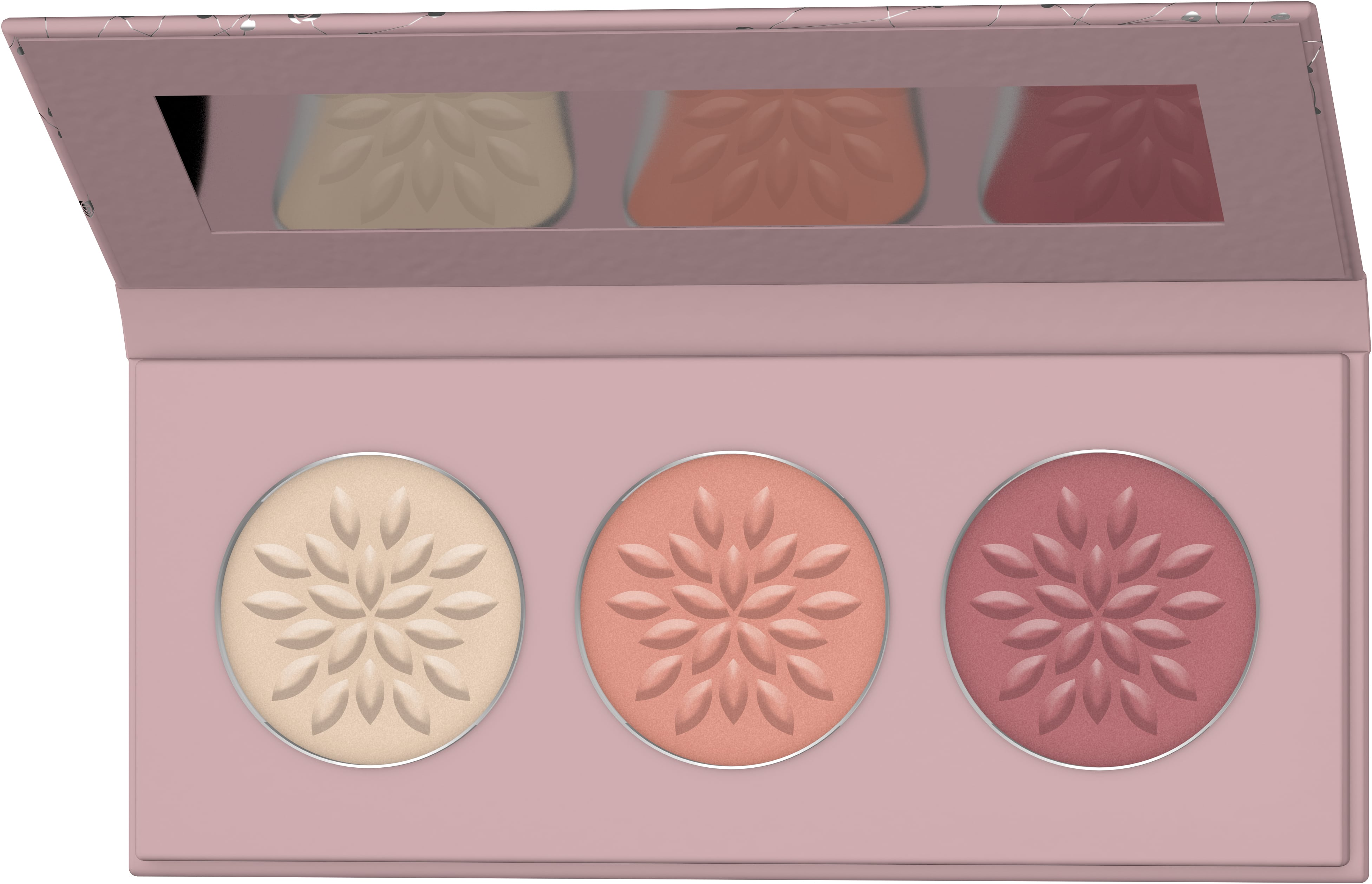 Mineral Blush Selection -Coral Bloom 02-