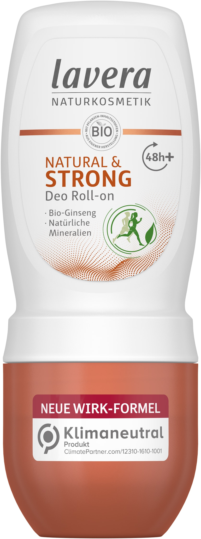 Deo Roll-on NATURAL & STRONG