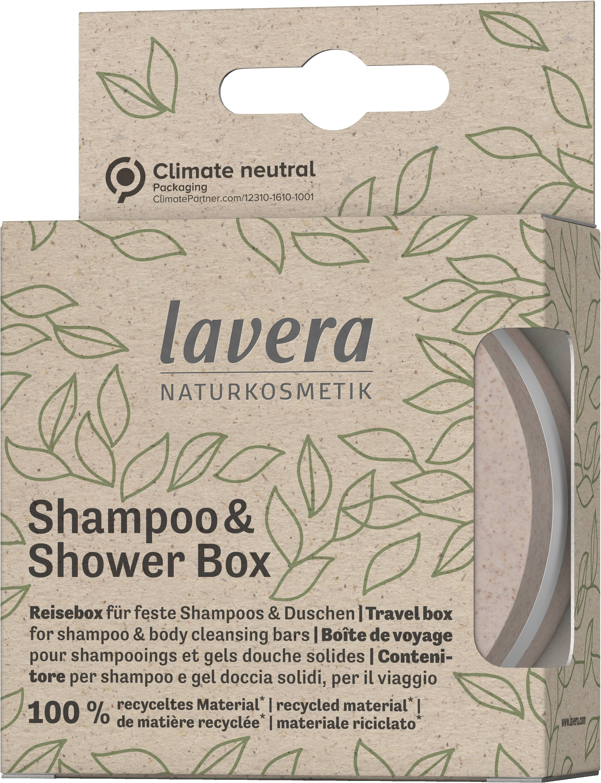 Shampoo & Shower Box