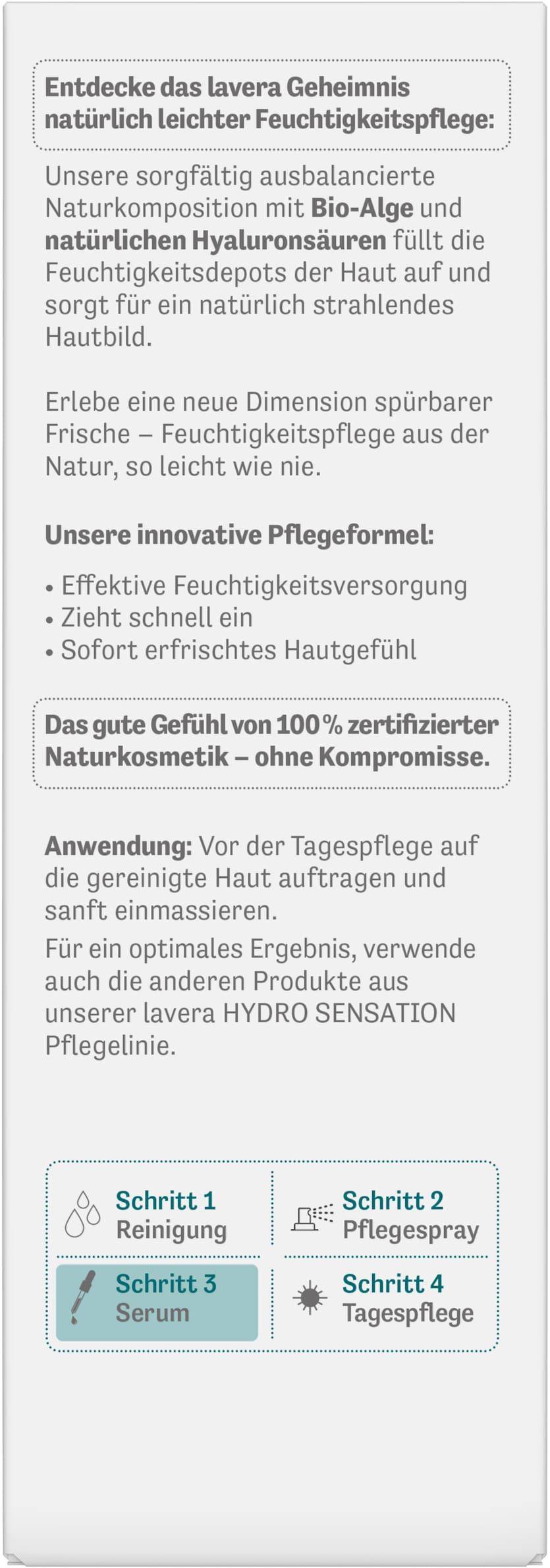 Hydro Sensation Serum