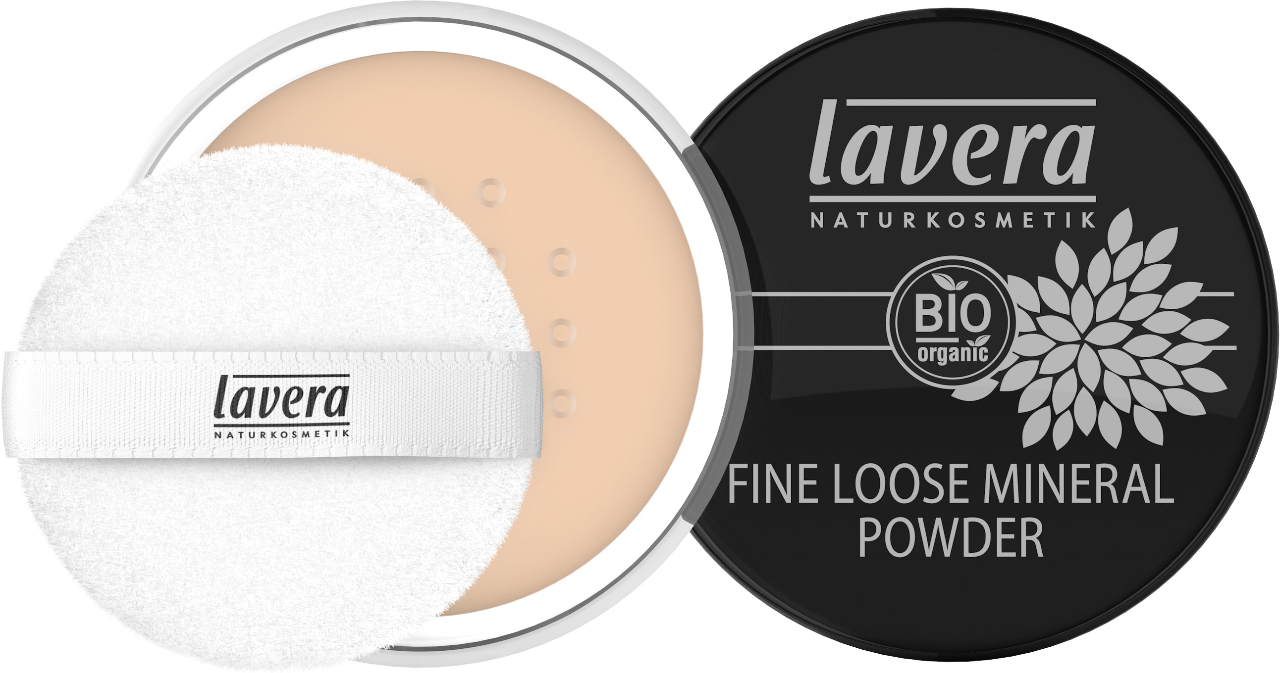 Fine Loose Mineral Powder -Ivory 01-