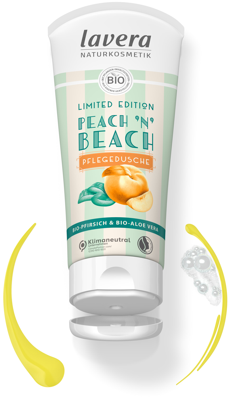 Peach 'n' Beach Pflegedusche (Limited Edition)