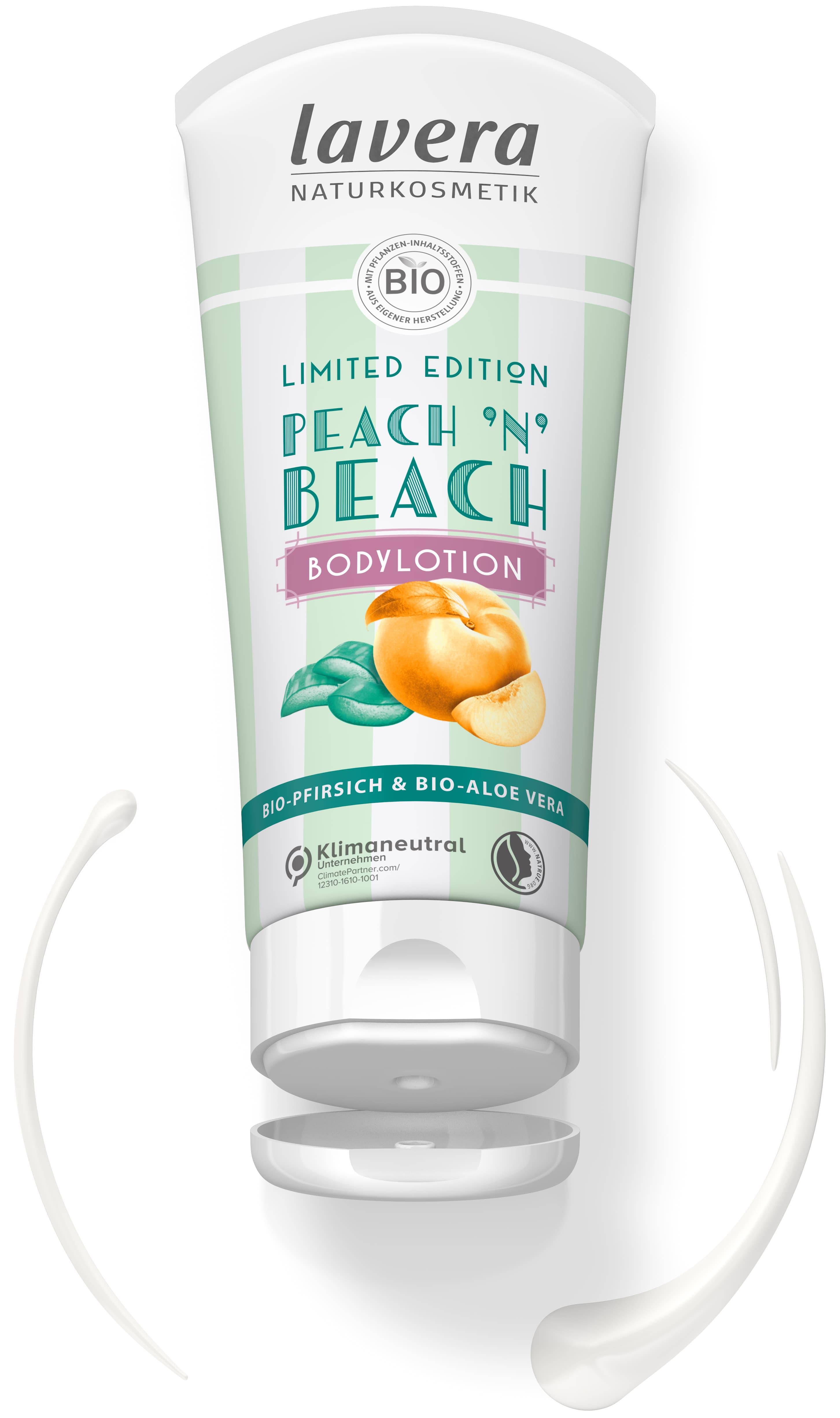 Peach 'n' Beach Bodylotion (Limited Edition)