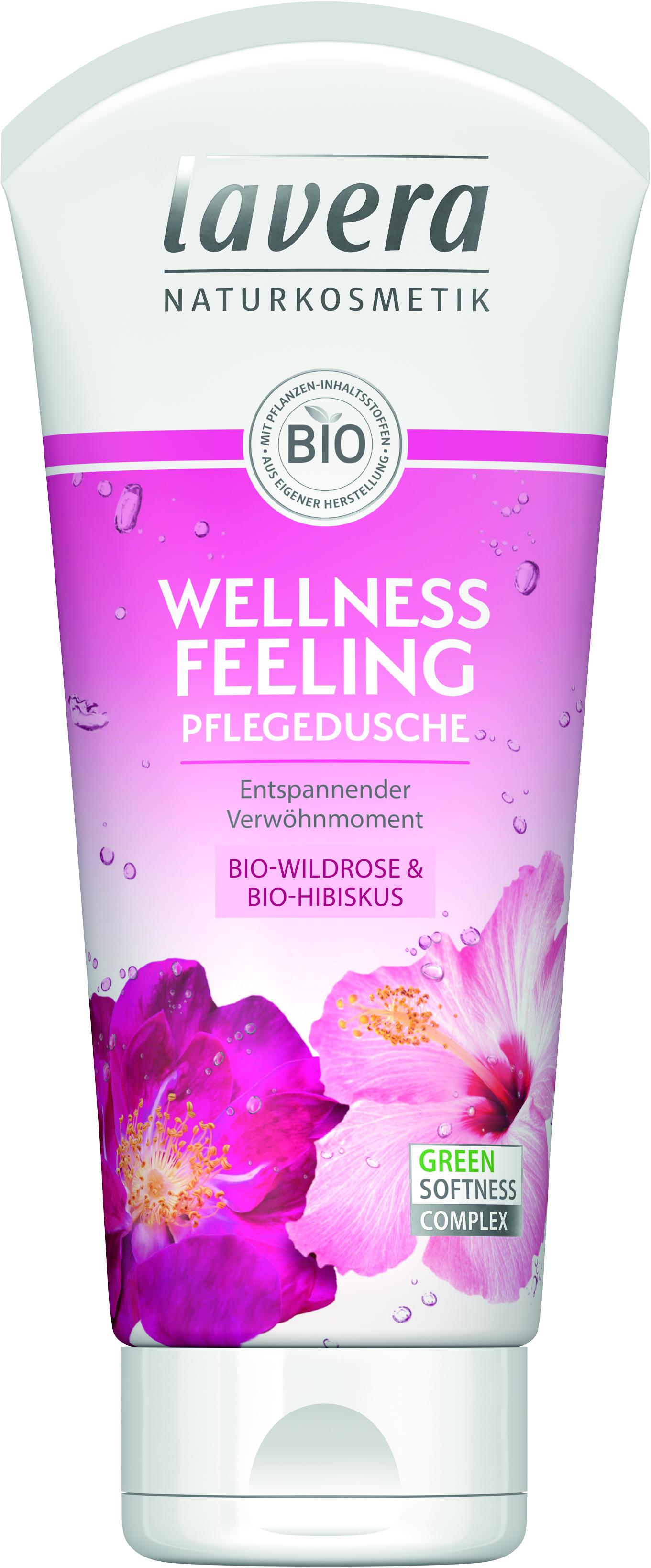 Wellness Feeling Pflegedusche