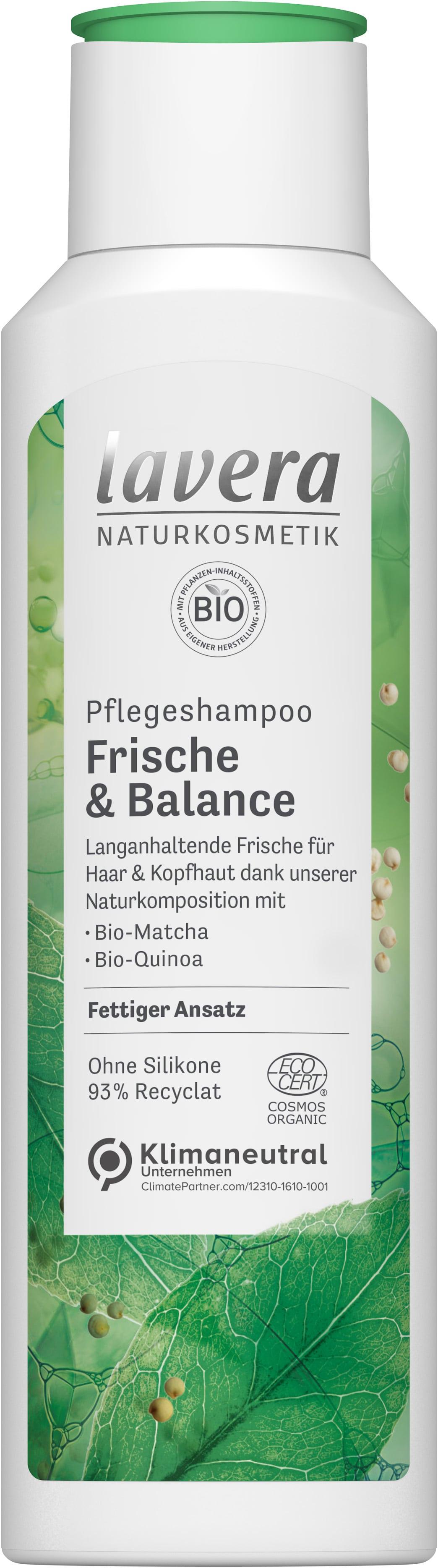Pflegeshampoo Frische & Balance