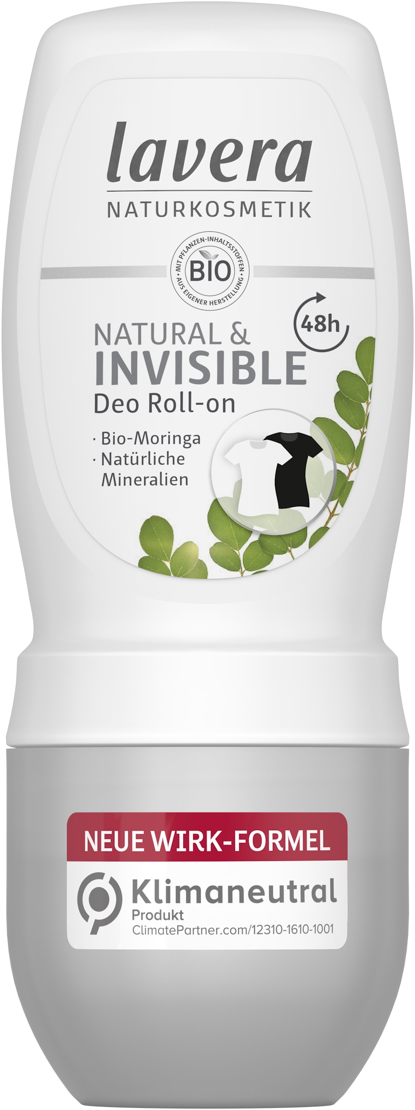 Deo Roll-on NATURAL & INVISIBLE