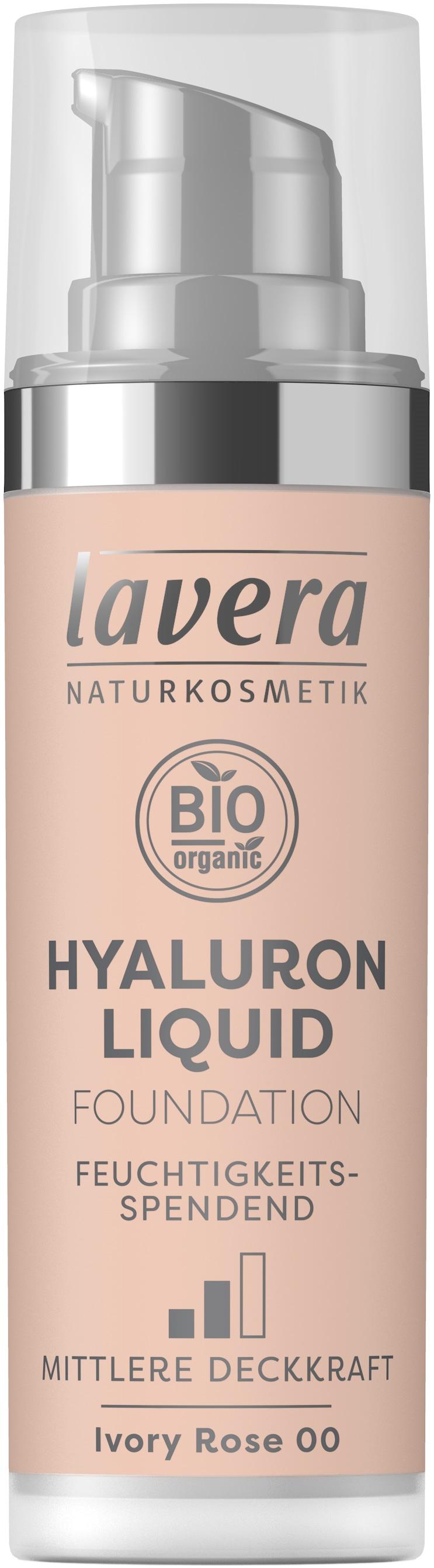 Hyaluron Liquid Foundation -Ivory Rose 00-